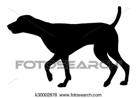 Hunting dog clipart 1 » Clipart Portal.