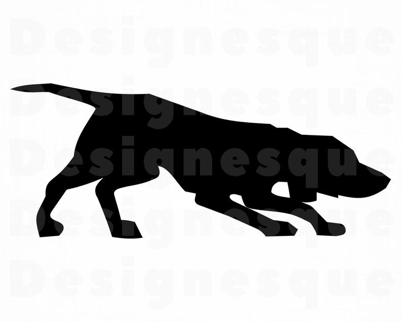 Hunting Dog SVG, Hound Svg, Hunting Dog Clipart, Hunting Dog Files for  Cricut, Hunting Dog Cut Files For Silhouette, Dxf, Png, Eps, Vector.