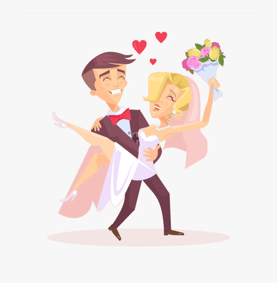 Couples People, People Clipart, Husband And Wife, Wedding.