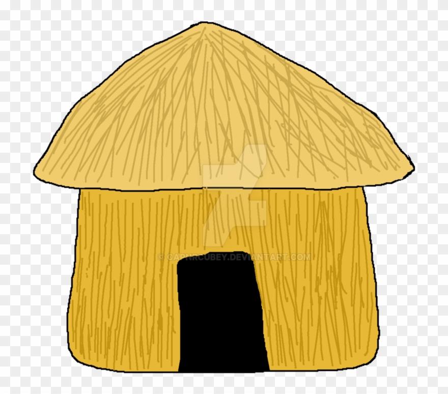 Clip Art Free Stock Africa Clipart Hut.