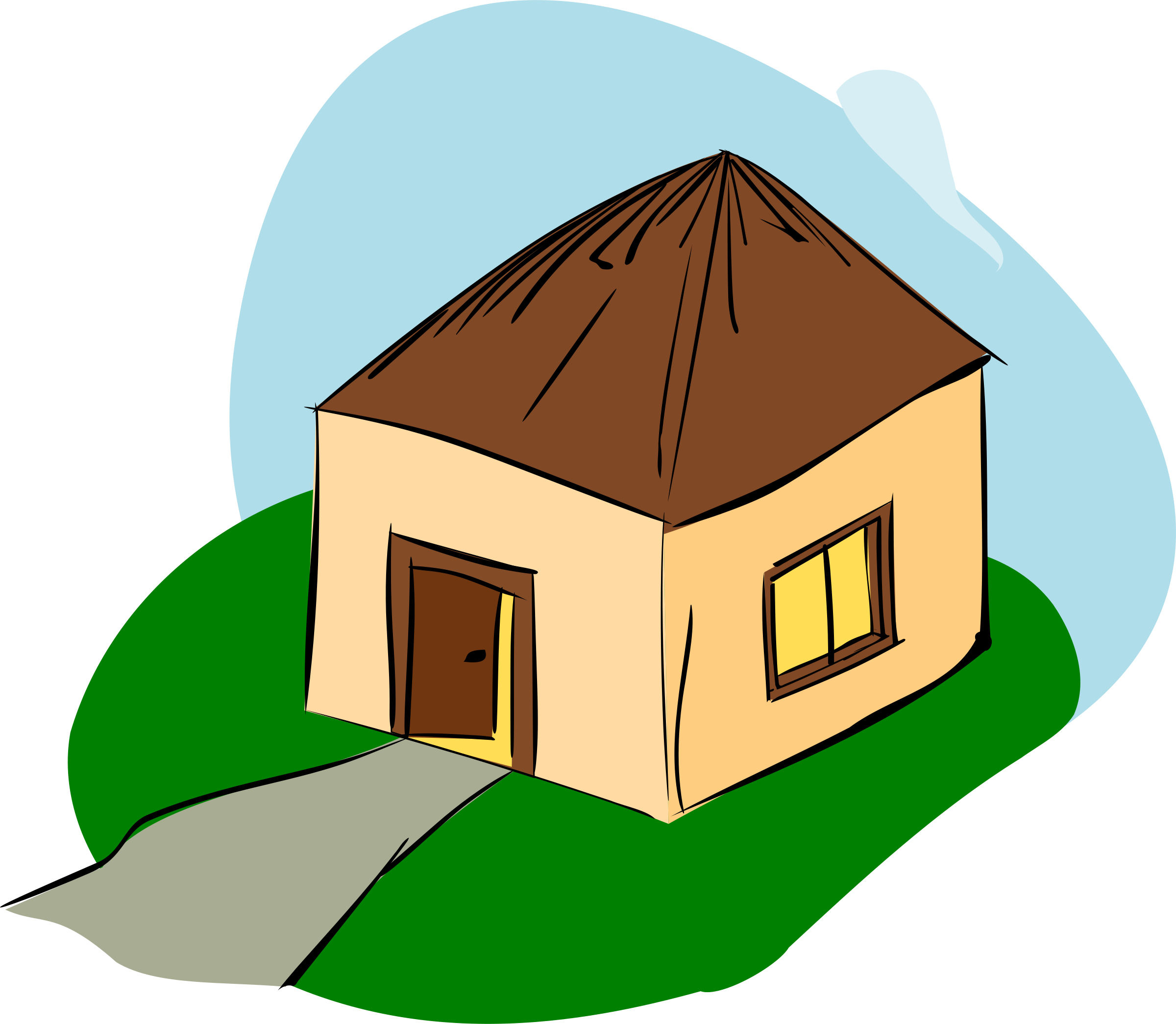 Free Hut Cliparts, Download Free Clip Art, Free Clip Art on.