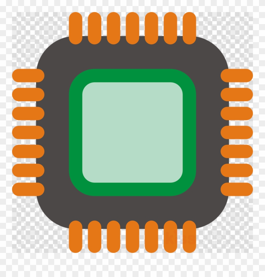 Computer Chip Clipart Integrated Circuits & Chips Central.