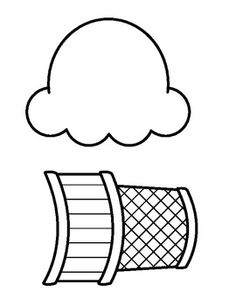 Free Ice Cream Scoop Clipart Black And White, Download Free.