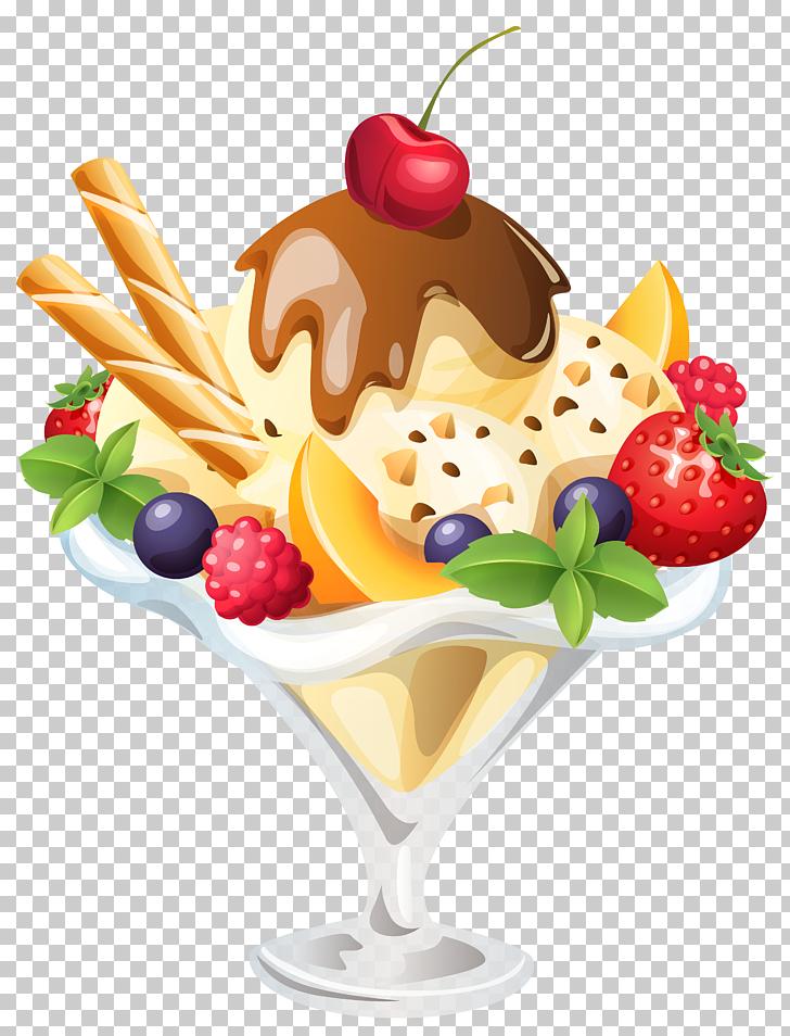 Chocolate ice cream Sundae Ice cream cone, Ice Cream Sundae.