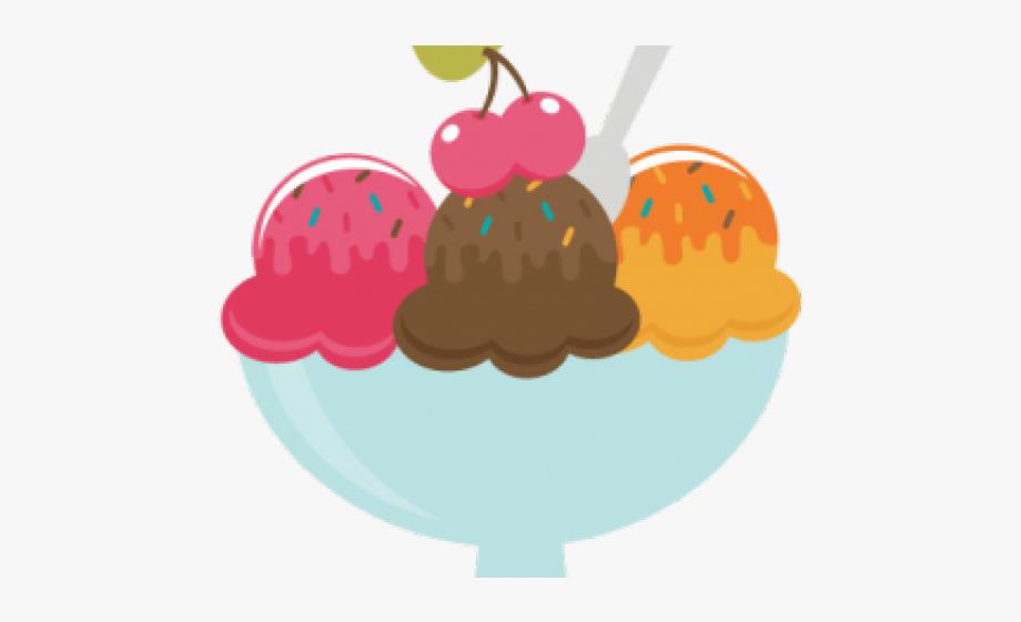 Free Ice Cream Sundae Clip Art, Cliparts & Cartoons.