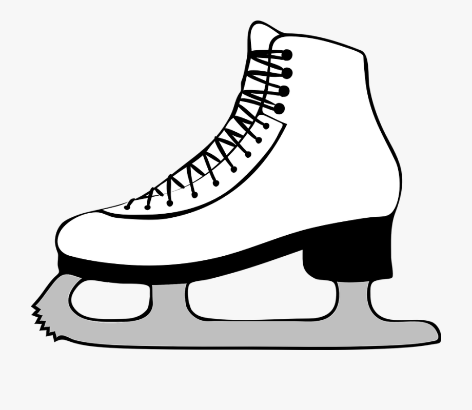 Figure Skate Clipart , Transparent Cartoon, Free Cliparts.