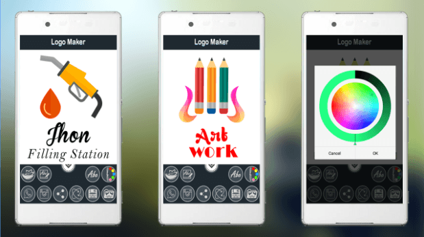 7 Best Android Apps to Make a Logo.