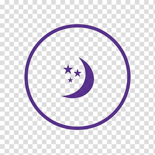 Circular Icon Pack Icons V , hibernate transparent.