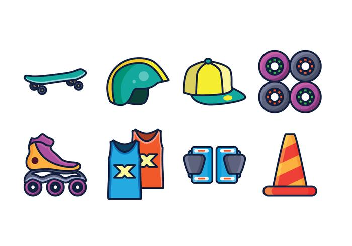 Free Skate Icon Pack.