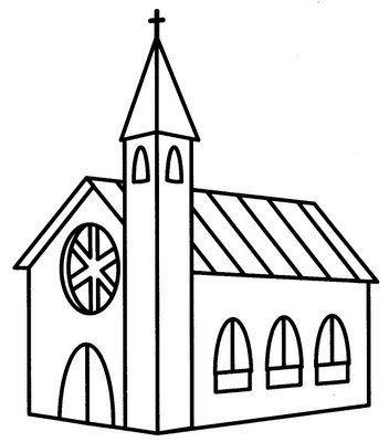 Iglesia clipart 4 » Clipart Station.