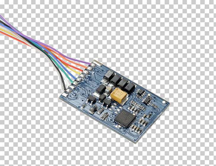 Electrical connector Digital Command Control Binary decoder.