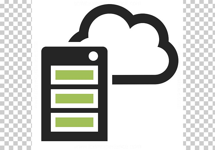 Web Server Cloud Computing Web Hosting Service Icon PNG.