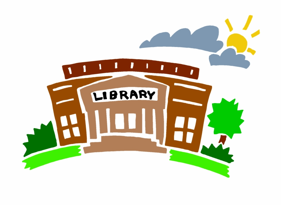 Library Clipart Library News Cute Borders, Vectors.