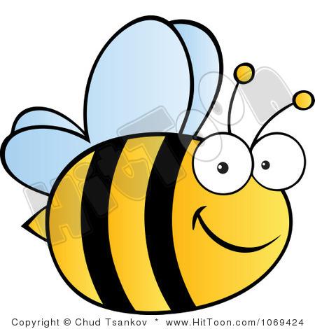 Bee Clip Art Borders For Teachers.