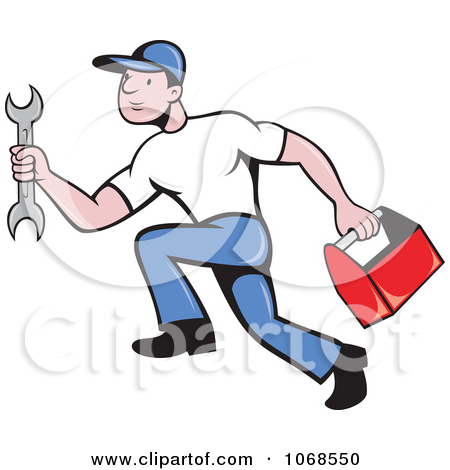Clipart Car Mechanic.