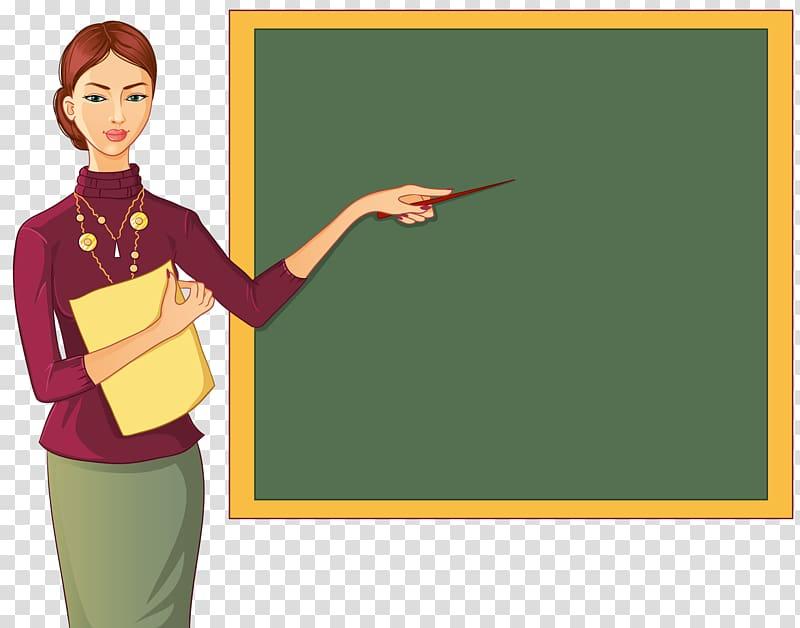 Teacher Blackboard Classroom School , teaching transparent.