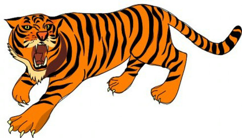 Free Tiger Cliparts, Download Free Clip Art, Free Clip Art.