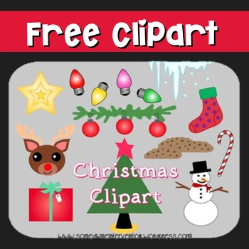 Free Christmas Clipart for Commercial Use.