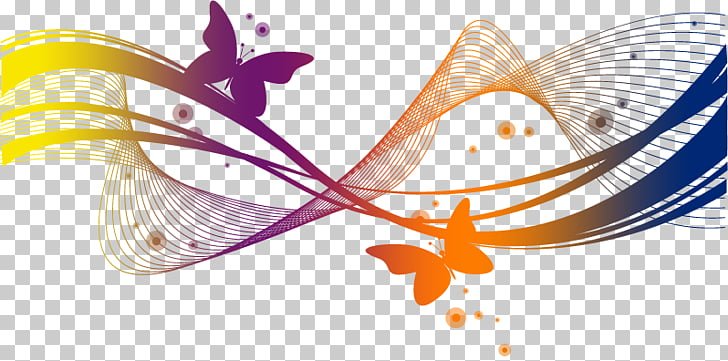 Butterfly , Photoscape Effects PNG clipart.