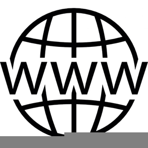 World Wide Web Clipart Free.