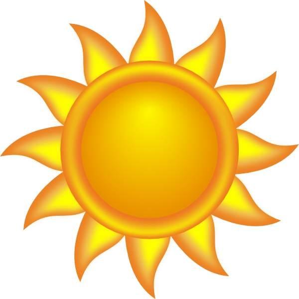 Sun Clipart Hd Images.
