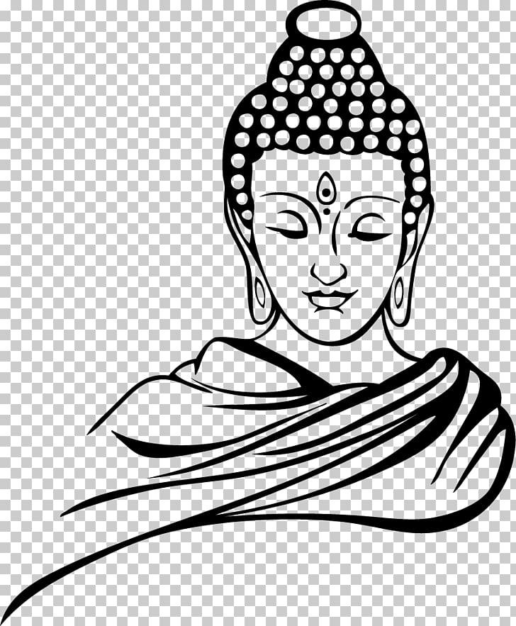 Drawing Buddhism Buddharupa Buddhahood Sketch, lord buddha.
