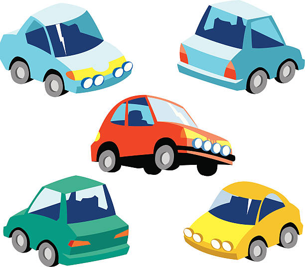 Model Car Clipart.