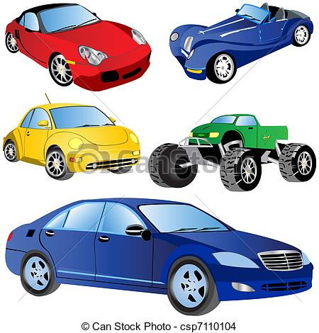 Cars clipart 2 » Clipart Station.