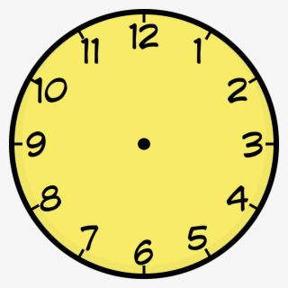 Free Clock Hands Clip Art with No Background.