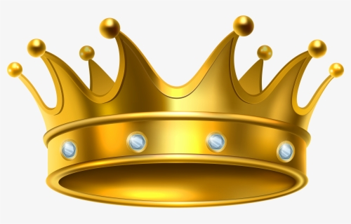 Free Crowns Clip Art with No Background.