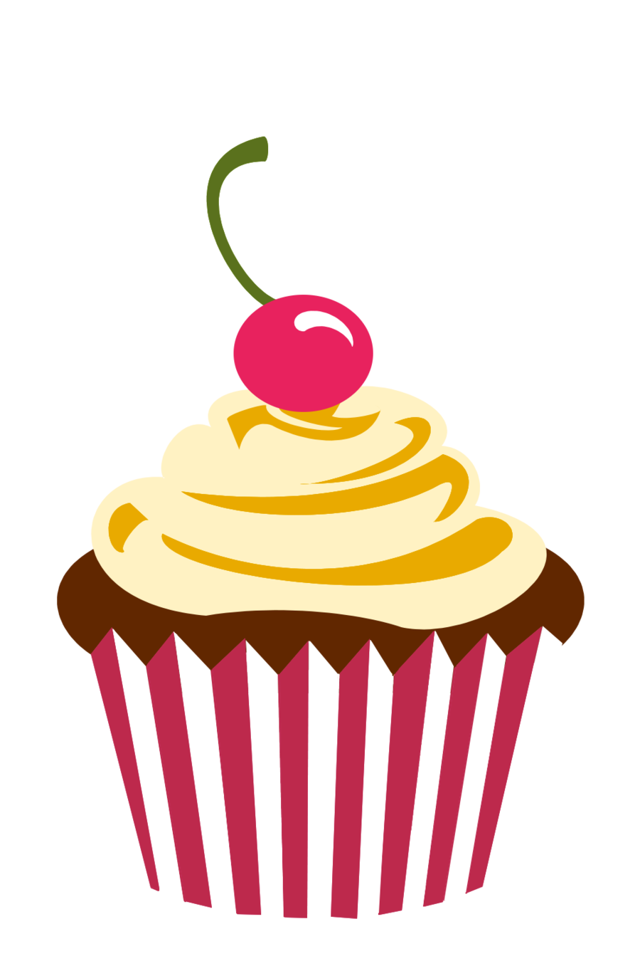 Princess clipart cupcakes, Princess cupcakes Transparent.