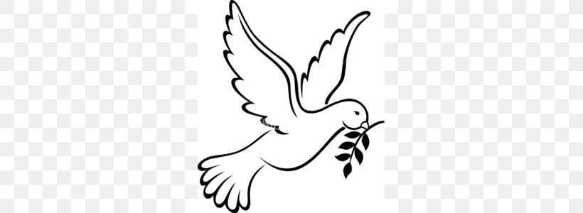 Columbidae Doves As Symbols Clip Art, PNG, 263x300px.
