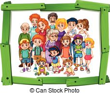 Family members Illustrations and Clipart. 4,320 Family members.