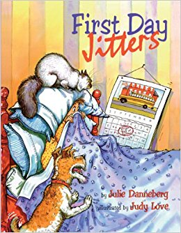 First Day Jitters (Turtleback School & Library Binding Edition.