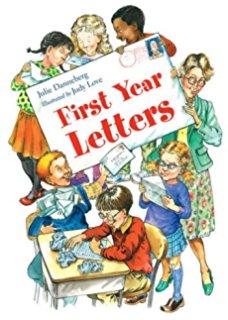 First Day Jitters (Mrs. Hartwells classroom adventures): Julie.