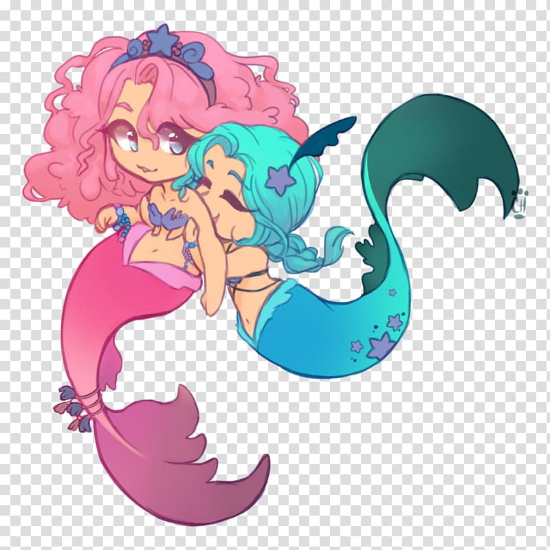 Mermaid Legendary creature Drawing , mermaids transparent.