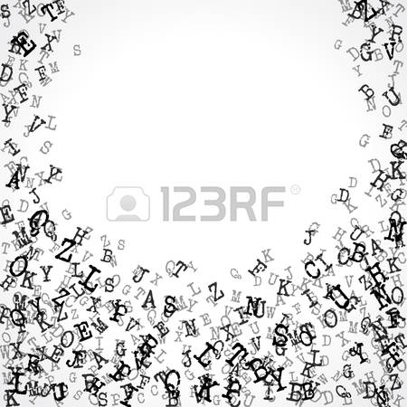 Clipart Images Of School Letters And Symbols Backgrounds.