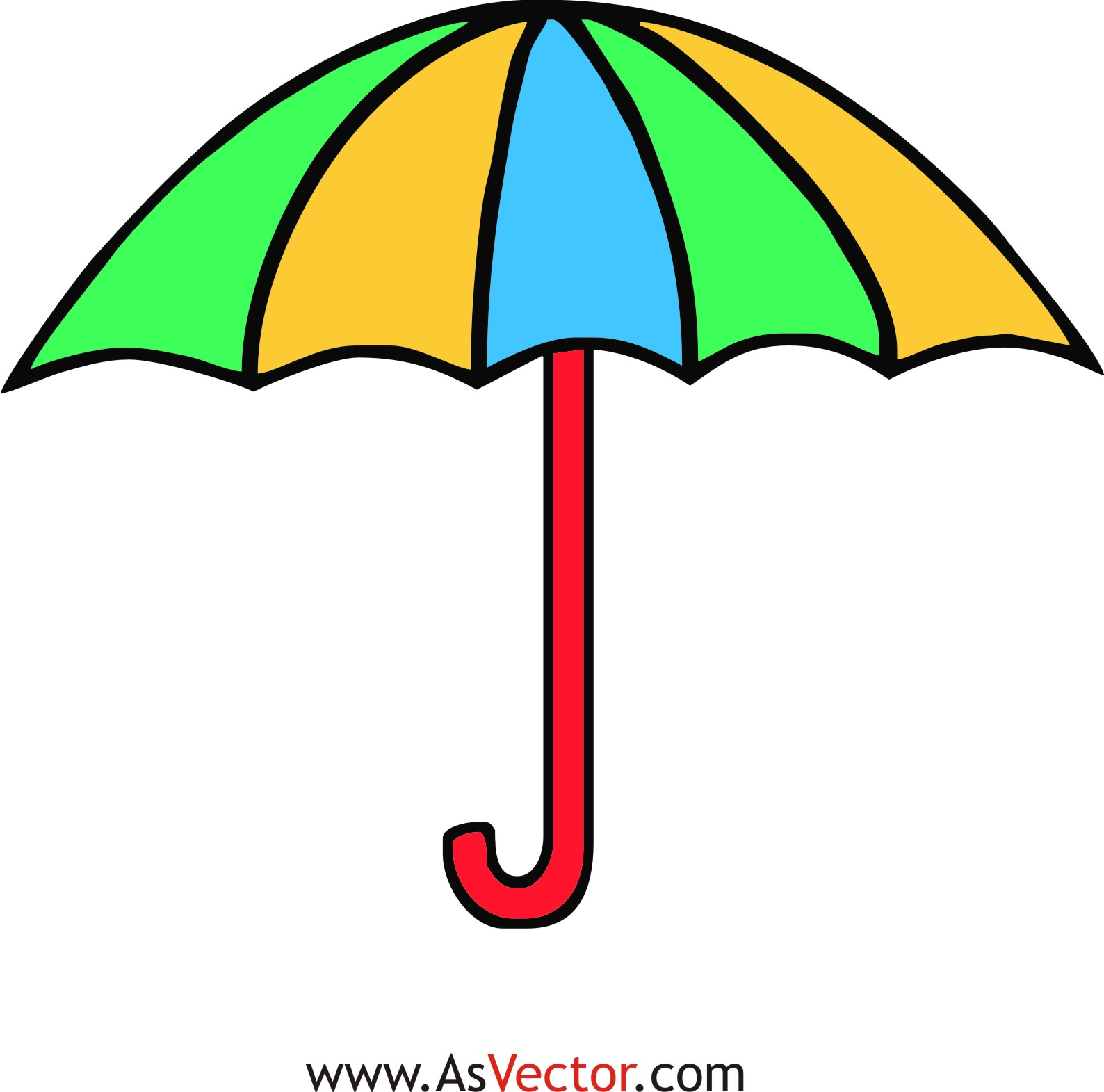 Umbrella Clip Art Free & Umbrella Clip Art Clip Art Images.