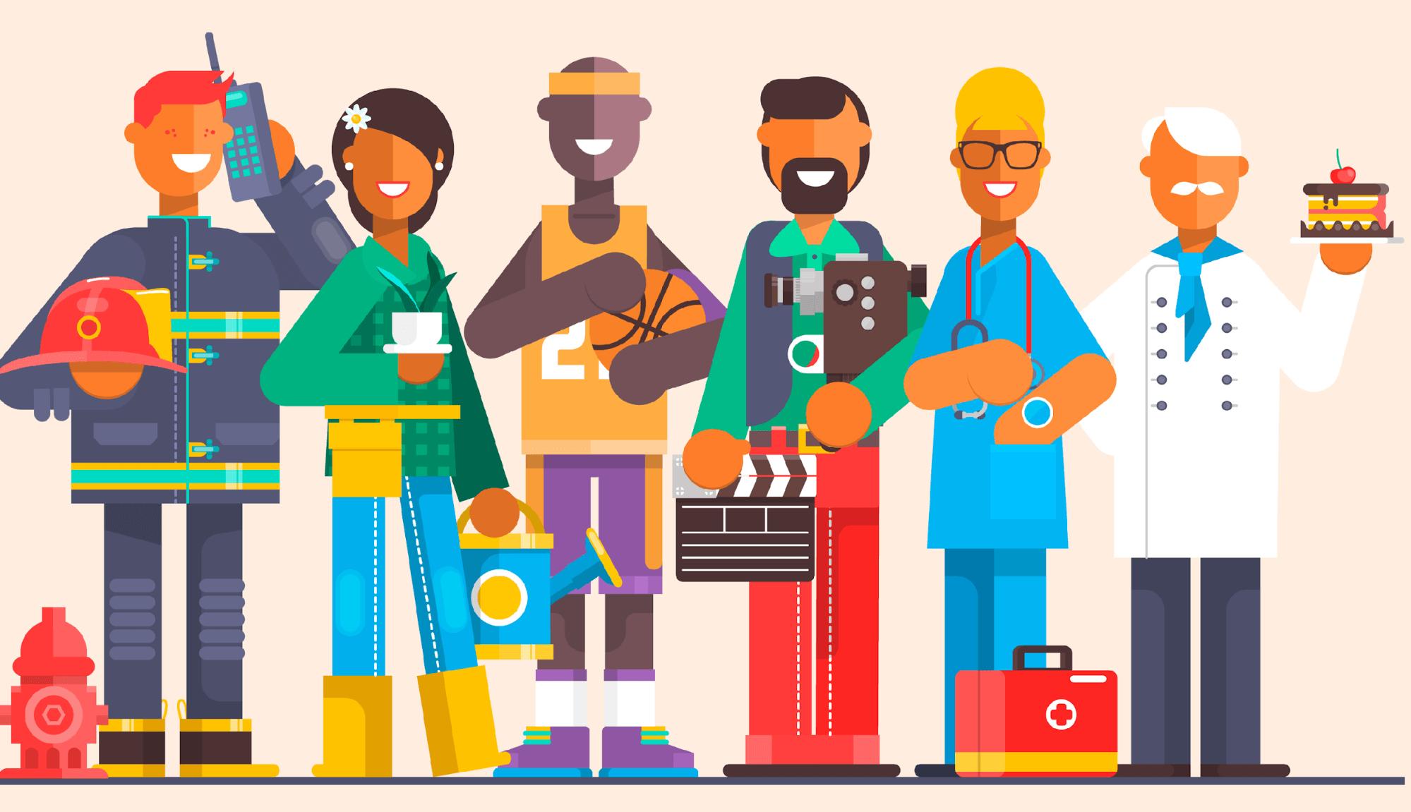 Job clipart skilled worker, Job skilled worker Transparent.