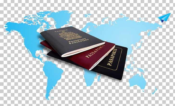 Travel Visa Immigration Consultant Work Permit Service PNG.