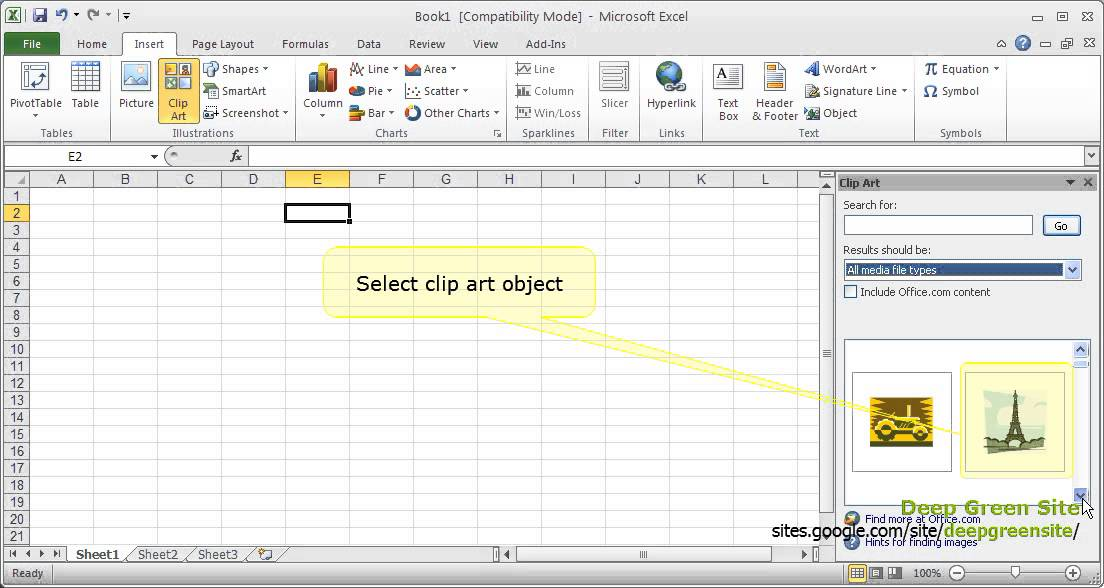 Clipart excel 2010 Transparent pictures on F.