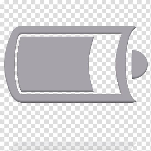 MAC OS X LEOPARD DOCK, battery illustration transparent.