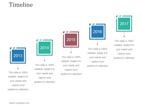 Timeline Ppt Ppt PowerPoint Presentation File Clipart Images.