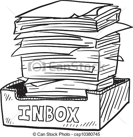 Inbox clipart » Clipart Station.
