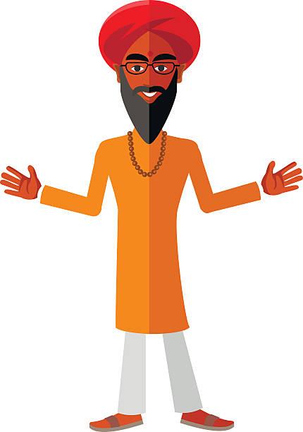 Best Rajasthani Man Illustrations, Royalty.