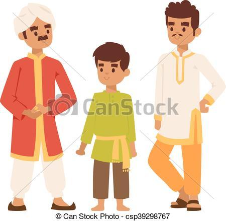 Traditional indian man clipart 1 » Clipart Portal.