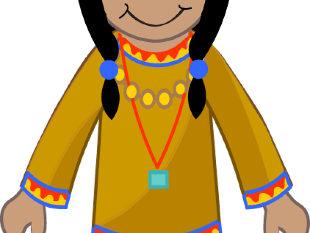 Indians Clipart Girl Indian.