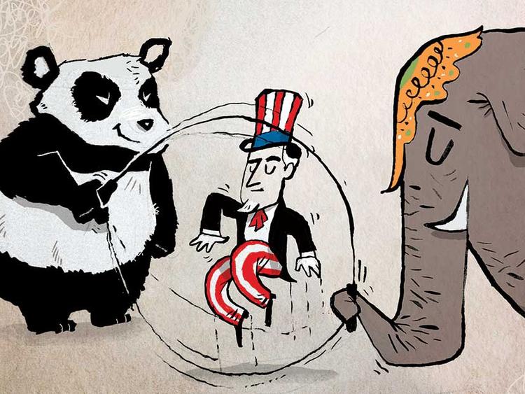 The great democracies\' new harmony.