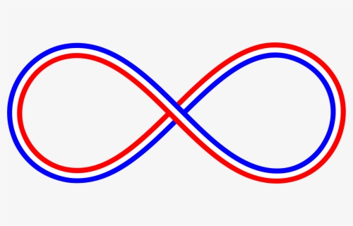 Free Infinity Symbol Clip Art with No Background.