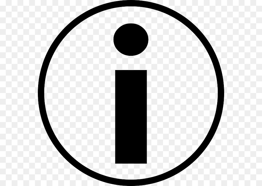 Information Icon clipart.